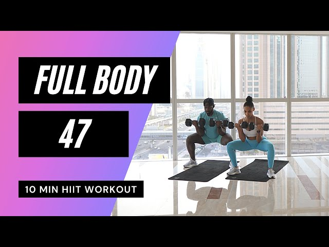 Full Body Workout ???? Full Body Fat Burn: 73