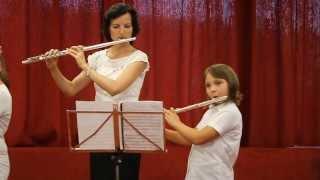 Zeneiskola évnyitó Tatabánya 2013 (COOL FLUTIN)