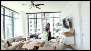 Unpacking My New Apartment... Life With Jayla