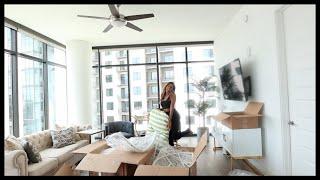UNPACKING MY NEW APARTMENT... LIFE WITH JAYLA ATL | Jayla Koriyan TV