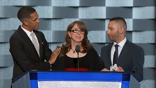 Orlando Shooting Victim's Mother Speaks at the Democratic Convention