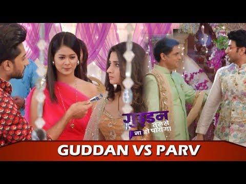 Guddan Tumse Na Ho Payega: Guddan To Reveal Parv & Alisha's Dirty Secret