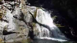 Chelan Lake Rainbow Falls