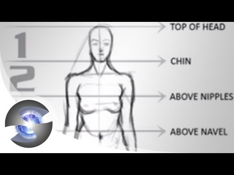 How to Draw the Female Figure