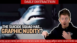 So WHY is The Suicide Squad Rated R!? 😯🙈 + MORE! (Daily Nerd News) by Comicbook.com