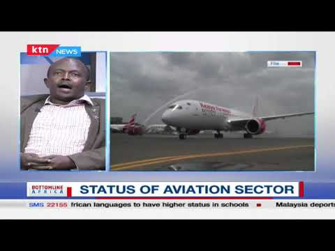 The status of the aviation sector in the country | Bottomline Africa