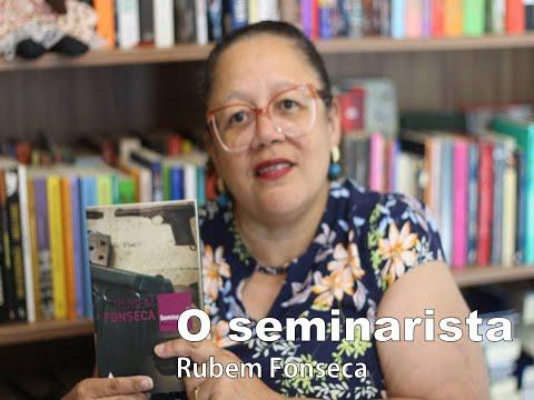Livro: O Seminarista de Rubem Fonseca