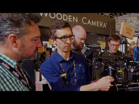 IBC 2017 - Wooden Camera D-Box Plus