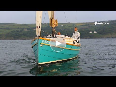 YACHT-Test Baycruiser 23: Walisischer Klassiker mit Segel-PS