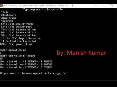 mp4 Source Code C Calculator, download Source Code C Calculator video klip Source Code C Calculator