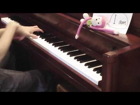 【ピアノ】報道ステーションのテーマ曲(I am)を弾いてみた
