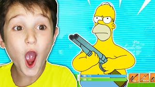 9YR OLD REACTS FUNNIEST FORTNITE MEMES (TRY NOT TO LAUGH CHALLENGE)