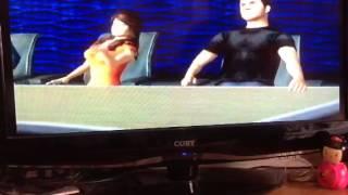 Me Playing American Idol Encore2 On Wii