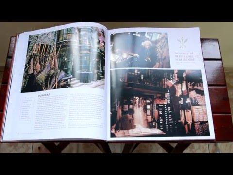 Os Lugares Mágicos de Harry Potter | Resenha e Livro Completo