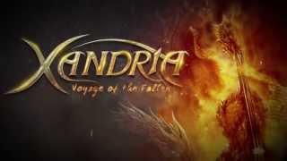 Xandria - Voyage Of The Fallen (Lyrics)
