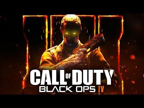 CALL OF DUTY: BLACK OPS 4 ZOMBIES LEAK CONFIRMED BY NEW LEAK!