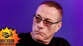 Jean-Claude Van Damme Reveals Why He Left 'Predator' | Heat Vision