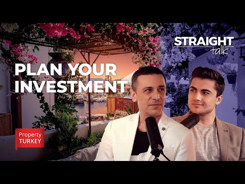 How to plan your real estate investment in Turkey