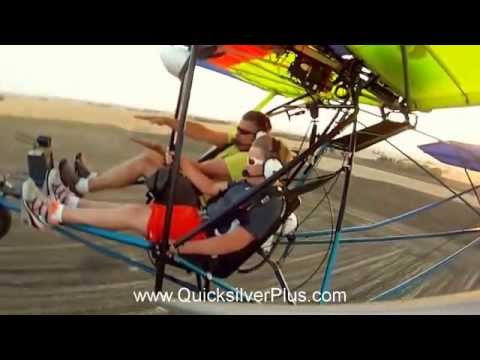 Quicksilver Ultralight Aircraft Sport 2S Single Surfaced Wing