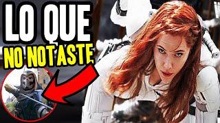 Lo que NO viste en el trailer de Black Widow: Hawkeye Taskmaster, Red Guardian análisis!