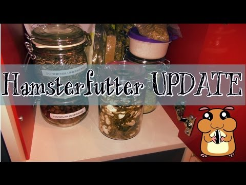Hamsterfutter UPDATE