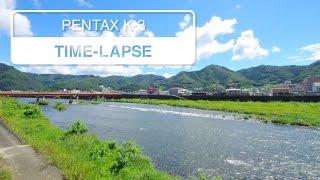 PENTAXK-3TIMELAPSE岡山県高梁市
