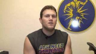 Sean Burroughs Testimonial