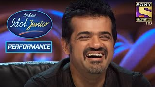 Ehsaan Is Amazed At Nirvesh's Soothing Performance  | Indian Idol Junior