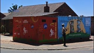 SOWETO - Johnny Clegg and Savuka - Scatterlings of Africa