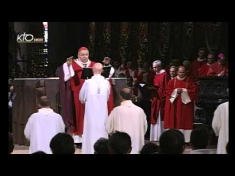 Ordinations diaconales