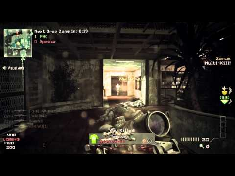 Optic Rated & Zohlik MW3 Daytage by Muggsy