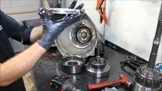 48RE Transmission Teardown Inspection, 2006 Dodge Ram SRT10 - Transmission Repair