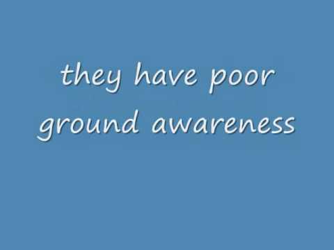 Screenshot of video: Dyspraxia- a general awareness video