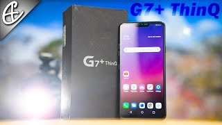 LG G7 Plus   G7+ ThinQ Unboxing & Hands On Overview!