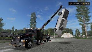 Farming Simulator 17 Western Star Rotator Mod