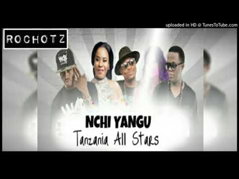 Tanzania all stars new sing official Audio