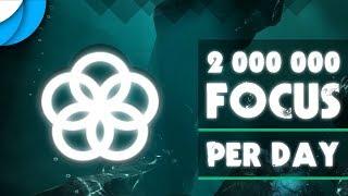 Best Focus Farm - 2 MILLION Focus Per Day! | Warframe 2018