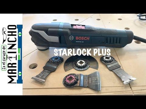 Sierras Starlock Plus de BOSCH