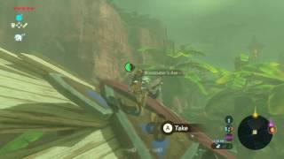 Zelda Breath of the Wild Thunder Magnet side quest