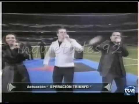 Alex Casademunt - Vivimos la selección {Estadio Santiago Bernabeu, 2002}