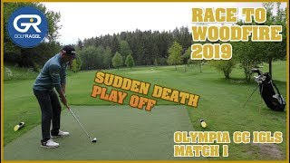 PLAY OFF ENTSCHEIDUNG IN IGLS - RACE TO WOODFIRE MATCH 1 - Teil 3