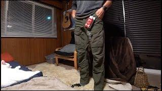 Летние брюки для охоты и рыбалки