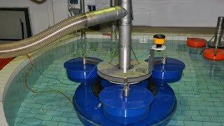 تقنية سويدية لتنظيف الأسطح المائية من المخلفات الناجمة عن النشاطات البشرية – 4Tech
