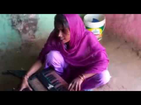 Street singer of bhojpuri song