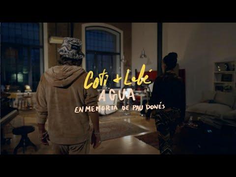 El rock argentino una pasion a flor de piel, dale play a Agua por por Coti y Lele