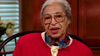 Rosa Parks interview (1995)