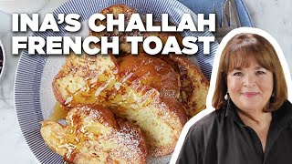Barefoot Contessas Challah French Toast | Food Network