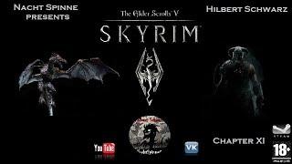 Skyrim - Часть 11: Путь к Винтерхолду, Коллегия Магов, Знакомство с Септимием.