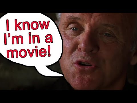 """Anthony Hopkins Knows He's in """"Mission: Impossible 2"""" 