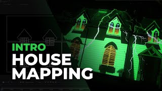 House Projection Mapping Tutorial 1/5 Introduction